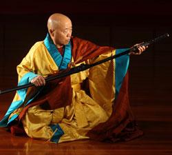 Congratulations Sa Bu Nim! He has trained for 9,000 days